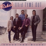 IIIrd Tyme Out - Erase the Miles CD Cover Art