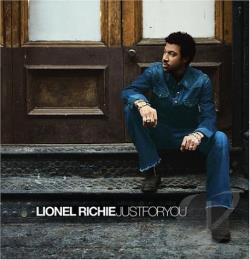 Richie, Lionel - Just for You CD Cover Art