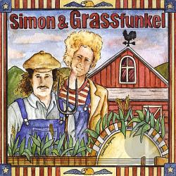 Simon and Grassfunkel CD Cover Art