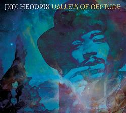 Hendrix, Jimi - Valleys of Neptune CD Cover Art