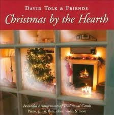 Tolk, David - Christmas by the Earth CD Cover Art