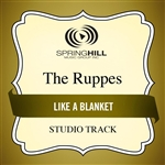 The Ruppes - Like A Blanket (Studio Track) DB Cover Art