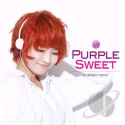 Purple Sweet - Delight Travel CD Cover Art