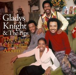 Knight, Gladys & The Pips - Classic Christmas Album CD Cover Art