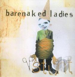 Barenaked Ladies - Stunt CD Cover Art