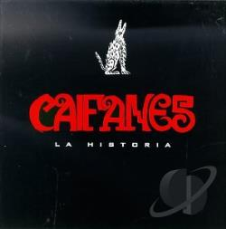 Caifanes - Historia CD Cover Art