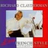 Clayderman, Richard - Love, French Style CD Cover Art