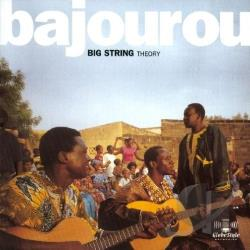 Bajourou - Big String Theory CD Cover Art