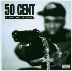 50 Cent - Guess Who's Back? CD Album