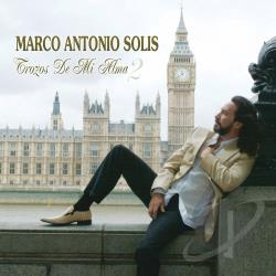 Solis, Marco Antonio - Trozos de Mi Alma, Vol. 2 CD Cover Art
