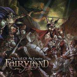 Fairyland - Fall of an Empire CD Cover Art