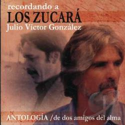 Los Zucara - Recordando A Julio Victo CD Cover Art