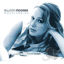 Moorer, Allison - Mockingbird CD Cover Art