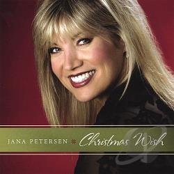 Petersen, Jana - Christmas Wish CD Cover Art