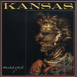 Kansas - Masque CD Cover Art