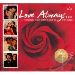 Love Allways CD Cover Art
