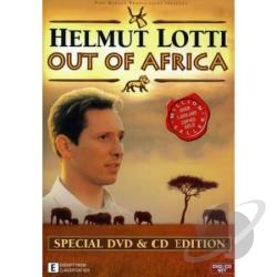 Lotti, Helmut - Out Of Africa CD Cover Art