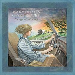 Carpenter, Mary-Chapin - Age of Miracles CD Cover Art