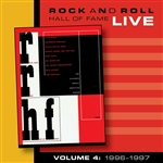 Various Artists - Rock And Roll Hall Of Fame Volume 4: 1996- 1997 DB Cover Art