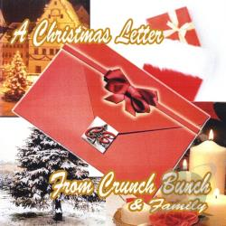 Christmas Letter from Crunch Bunch & Family CD Cover Art