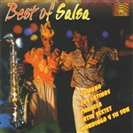 Best Of Salsa CD Cover Art