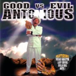 Antonious - Good VS. Evil CD Cover Art