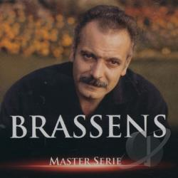 Brassens, Georges - Master Serie, Vol. 2 CD Cover Art