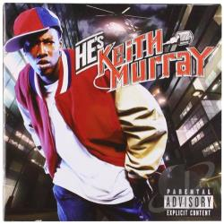 Murray, Keith - He's Keith Murray CD Cover Art