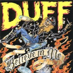 McKagan, Duff - Believe In Me CD Cover Art