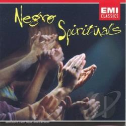 Negro Spirituals CD Cover Art