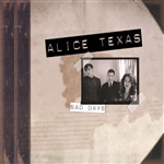 Alice Texas - Sad Days CD Cover Art