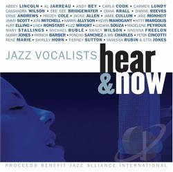 Jazz Vocalists: Hear and Now CD Cover Art