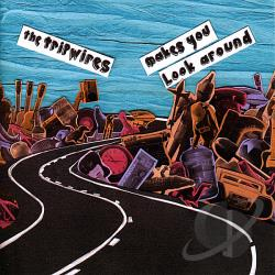 Tripwires - Makes You Look Around CD Cover Art