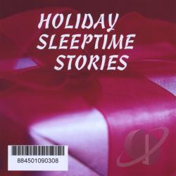 Dr. Kay - Holiday Sleeptime Stories CD Cover Art