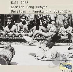 gamelan gong kebyar Bali 1928 gamelan gong kebyar 1 bali 1928 – volume i – gamelan gong kebyar music from belaluan, pangkung, busungbiu edward herbst introduction 2.