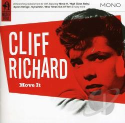 Richard, Cliff - Move It CD Cover Art