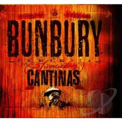 Bunbury, Enrique - Licenciado Cantinas CD Cover Art