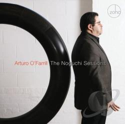 O'Farrill, Arturo - Noguchi Sessions CD Cover Art