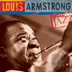 Armstrong, Louis - Ken Burns Jazz CD Cover Art
