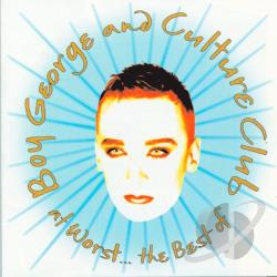 Culture Club - At Worst...The Best of Boy George and Culture Club CD Cover Art