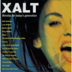 Xalt CD Cover Art