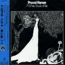 Procol Harum - Whiter Shade of Pale CD Cover Art
