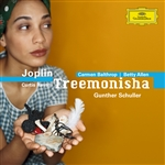 Schuller, Gunther - Joplin: Treemonisha CD Cover Art