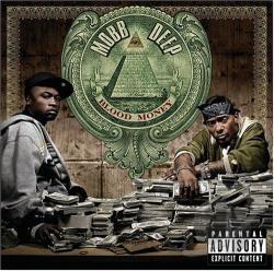 Mobb Deep - Blood Money CD Cover Art