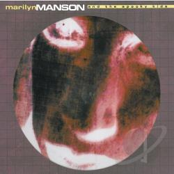 Manson, Marilyn - Coke and Sodomy, Vol. 2 LP Cover Art