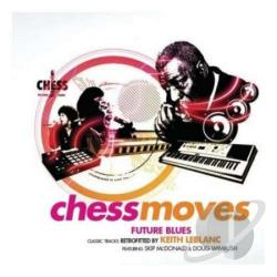LeBlanc, Keith - Chess Moves: Chess Remixed CD Cover Art