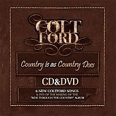 Ford, Colt - Country Is as Country Does CD Cover Art