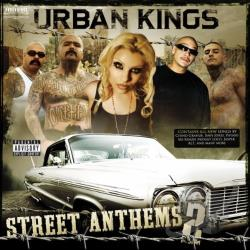 Urban Kings - Street Anthem, Vol. 2 CD Cover Art