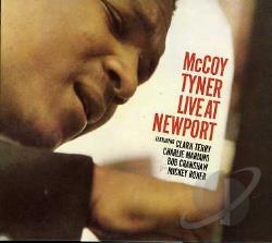 Tyner, Mccoy - Live at Newport CD Cover Art