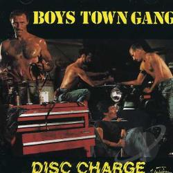 Boys Town Gang - Disc Charge CD Cover Art